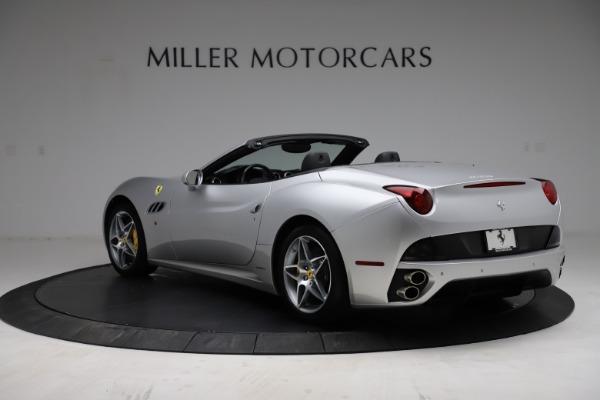 Used 2010 Ferrari California for sale $114,900 at Bugatti of Greenwich in Greenwich CT 06830 5
