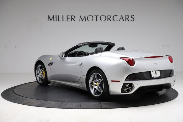 Used 2010 Ferrari California for sale $114,900 at Bugatti of Greenwich in Greenwich CT 06830 6