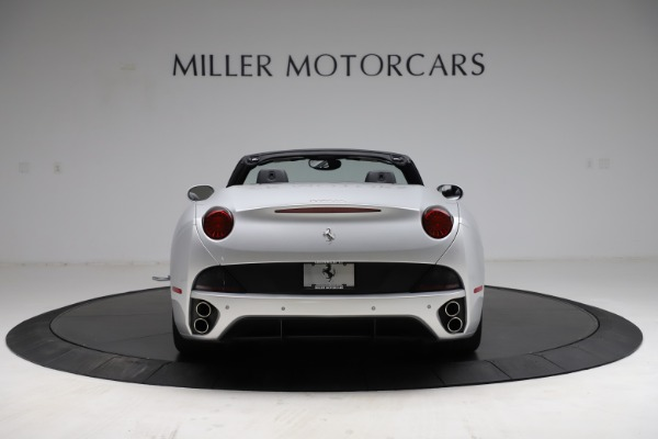 Used 2010 Ferrari California for sale $114,900 at Bugatti of Greenwich in Greenwich CT 06830 7