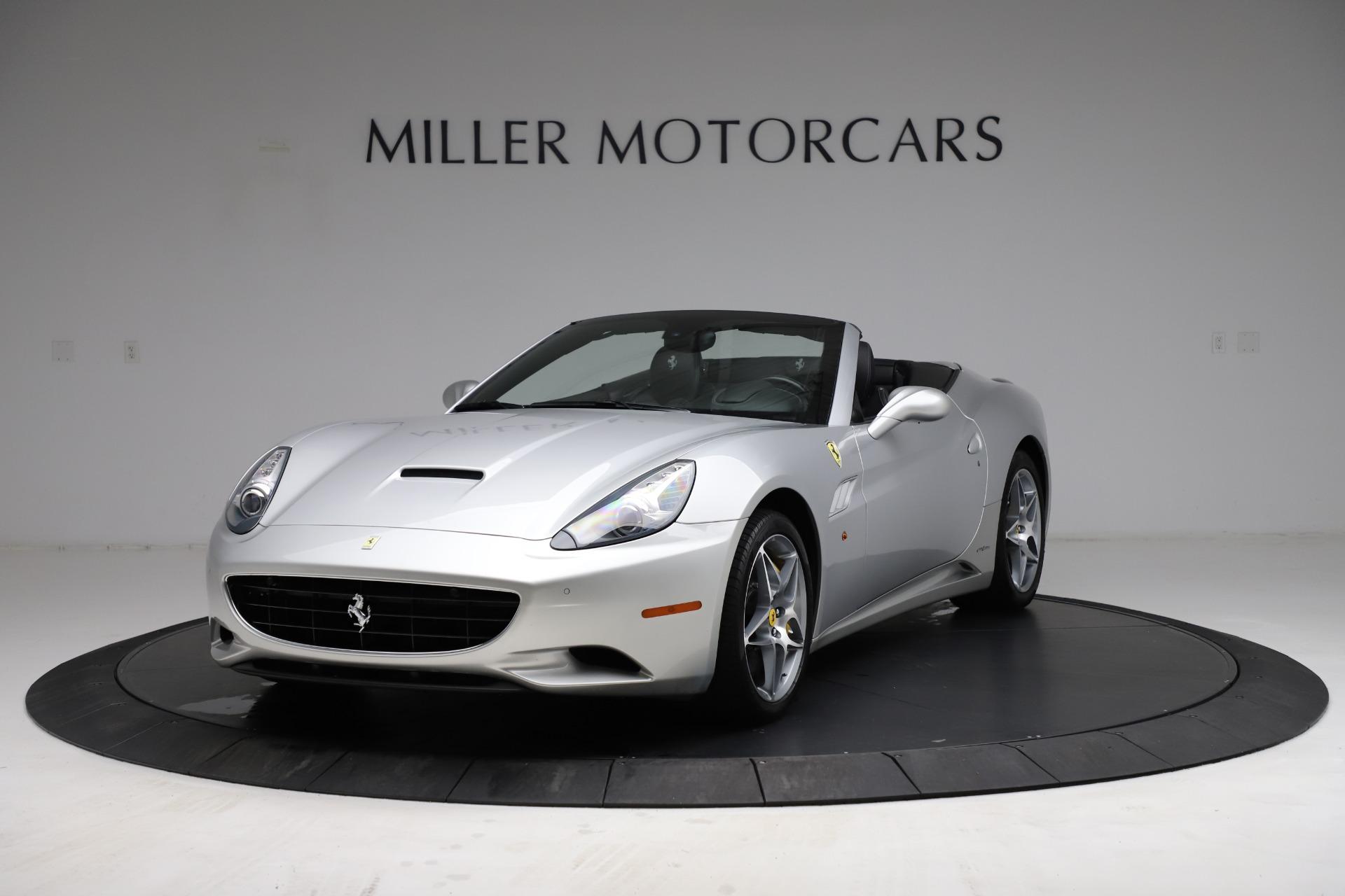 Used 2010 Ferrari California for sale $114,900 at Bugatti of Greenwich in Greenwich CT 06830 1