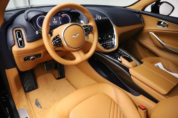 New 2021 Aston Martin DBX for sale $205,386 at Bugatti of Greenwich in Greenwich CT 06830 13