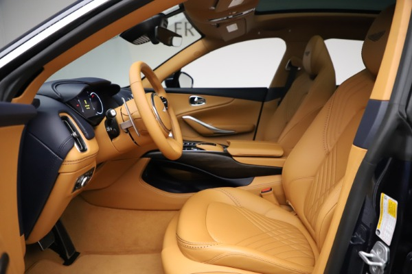 New 2021 Aston Martin DBX for sale $205,386 at Bugatti of Greenwich in Greenwich CT 06830 14