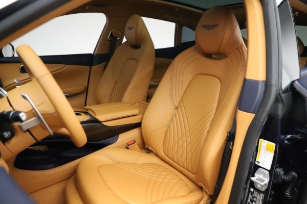 New 2021 Aston Martin DBX for sale $205,386 at Bugatti of Greenwich in Greenwich CT 06830 15