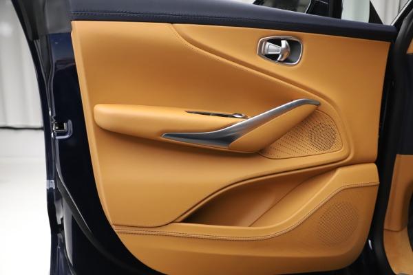 New 2021 Aston Martin DBX for sale $205,386 at Bugatti of Greenwich in Greenwich CT 06830 16