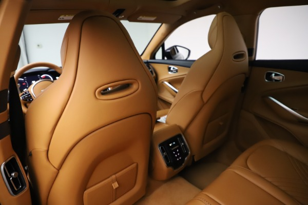New 2021 Aston Martin DBX for sale $205,386 at Bugatti of Greenwich in Greenwich CT 06830 17