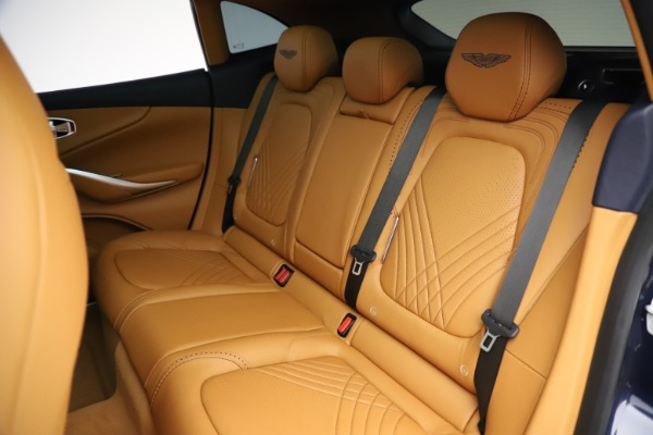New 2021 Aston Martin DBX for sale $205,386 at Bugatti of Greenwich in Greenwich CT 06830 19