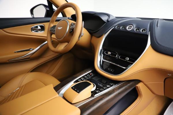 New 2021 Aston Martin DBX for sale $205,386 at Bugatti of Greenwich in Greenwich CT 06830 20