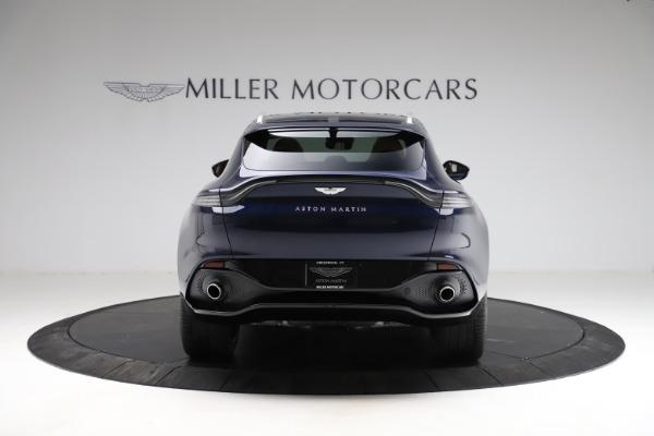 New 2021 Aston Martin DBX for sale $205,386 at Bugatti of Greenwich in Greenwich CT 06830 5