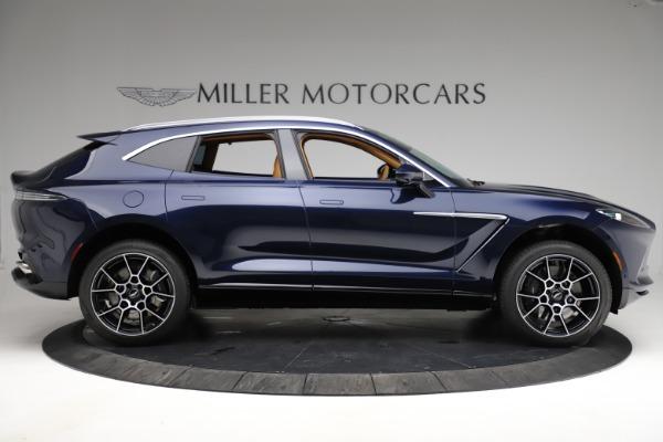 New 2021 Aston Martin DBX for sale $205,386 at Bugatti of Greenwich in Greenwich CT 06830 8