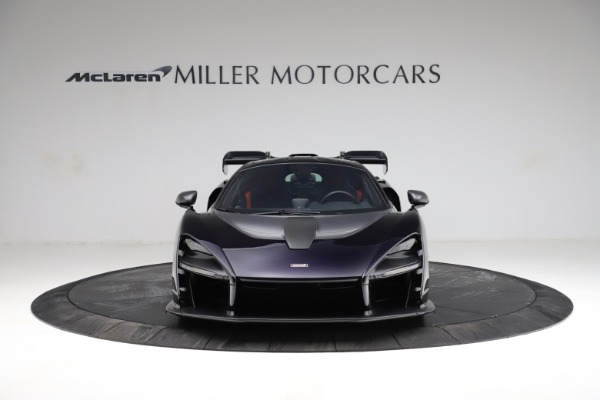 Used 2019 McLaren Senna for sale Call for price at Bugatti of Greenwich in Greenwich CT 06830 11