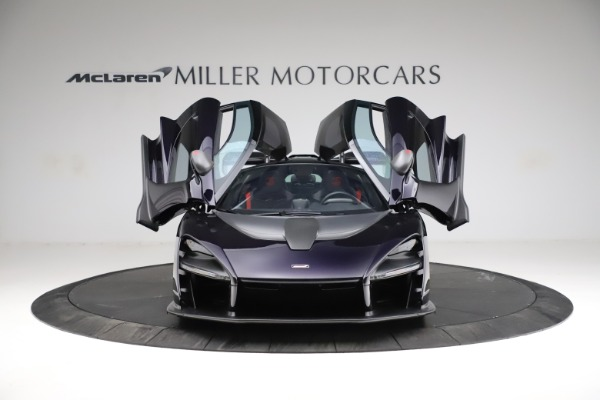 Used 2019 McLaren Senna for sale Call for price at Bugatti of Greenwich in Greenwich CT 06830 12