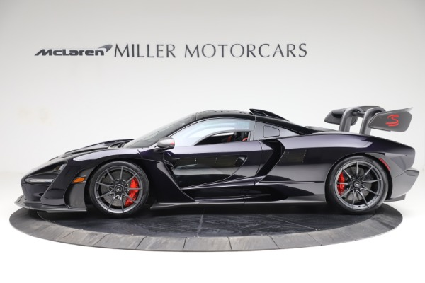 Used 2019 McLaren Senna for sale Call for price at Bugatti of Greenwich in Greenwich CT 06830 2