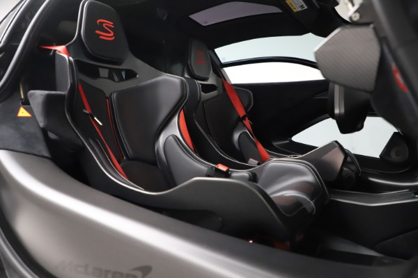 Used 2019 McLaren Senna for sale Call for price at Bugatti of Greenwich in Greenwich CT 06830 22