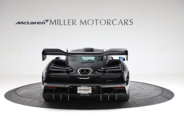 Used 2019 McLaren Senna for sale Call for price at Bugatti of Greenwich in Greenwich CT 06830 5