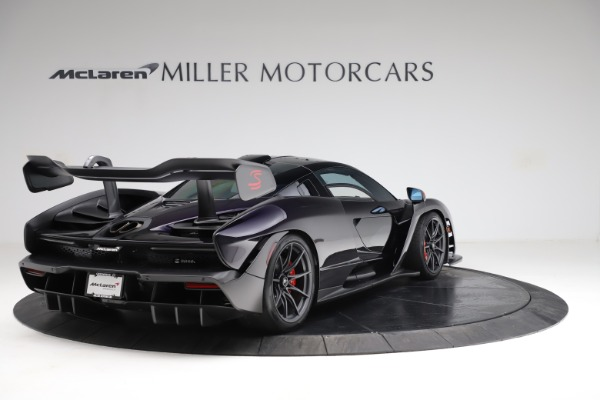 Used 2019 McLaren Senna for sale Call for price at Bugatti of Greenwich in Greenwich CT 06830 6