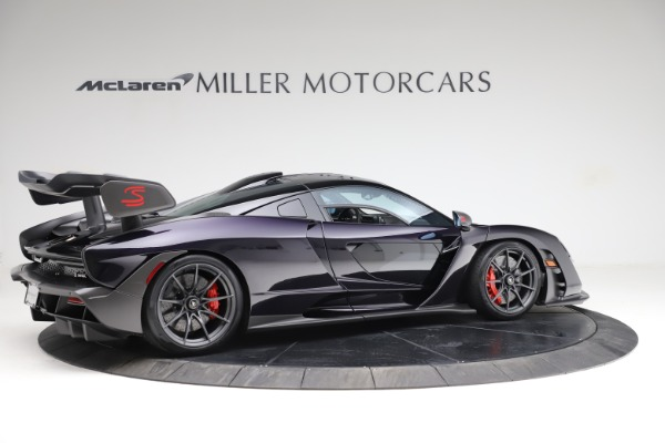 Used 2019 McLaren Senna for sale Call for price at Bugatti of Greenwich in Greenwich CT 06830 7