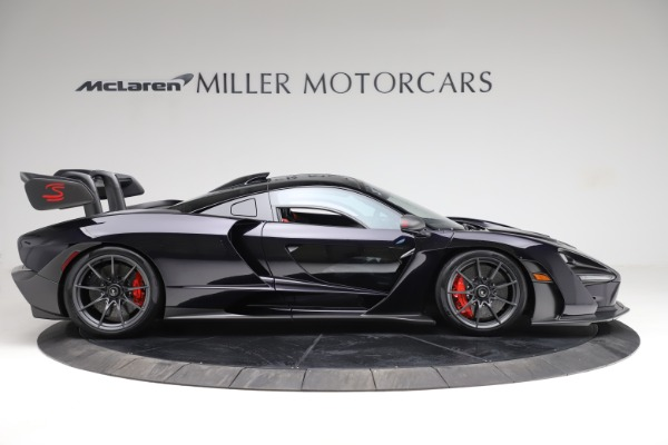 Used 2019 McLaren Senna for sale Call for price at Bugatti of Greenwich in Greenwich CT 06830 8