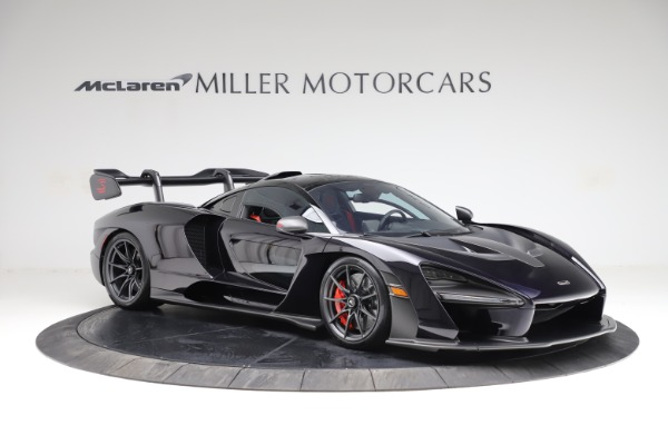 Used 2019 McLaren Senna for sale Call for price at Bugatti of Greenwich in Greenwich CT 06830 9