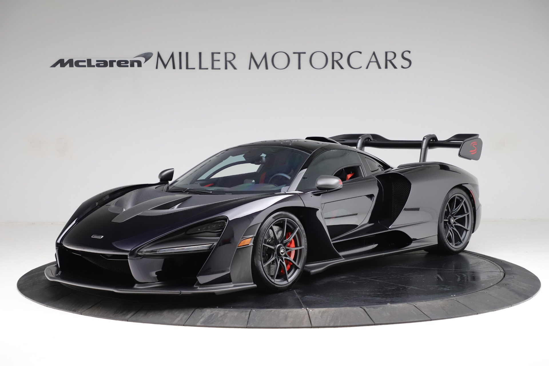 Used 2019 McLaren Senna for sale Call for price at Bugatti of Greenwich in Greenwich CT 06830 1