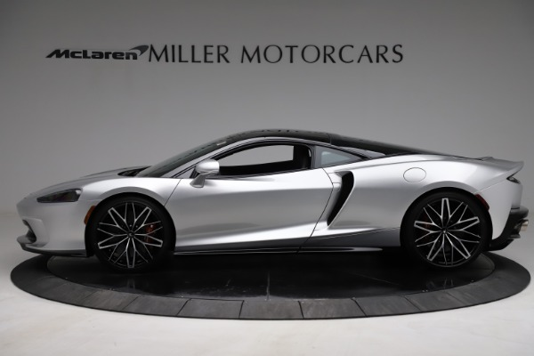 New 2021 McLaren GT Pioneer for sale $214,005 at Bugatti of Greenwich in Greenwich CT 06830 2