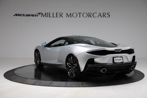 New 2021 McLaren GT Pioneer for sale $214,005 at Bugatti of Greenwich in Greenwich CT 06830 4