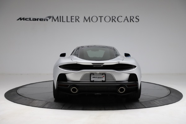 New 2021 McLaren GT Pioneer for sale $214,005 at Bugatti of Greenwich in Greenwich CT 06830 5