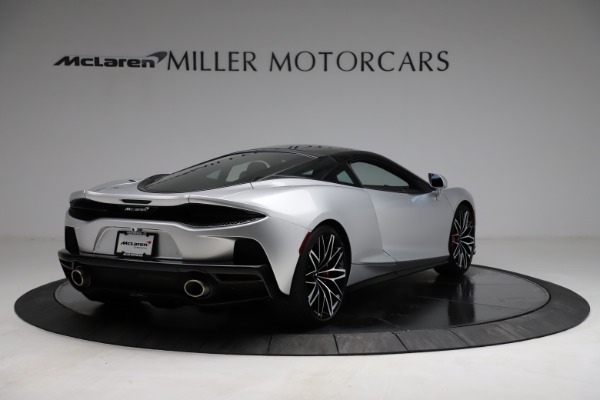 New 2021 McLaren GT Pioneer for sale $214,005 at Bugatti of Greenwich in Greenwich CT 06830 6