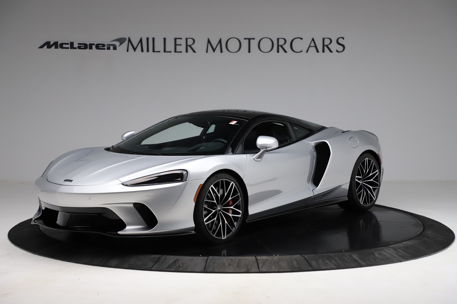 New 2021 McLaren GT Pioneer for sale $214,005 at Bugatti of Greenwich in Greenwich CT 06830 1