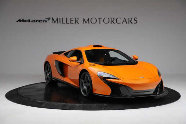 Used 2015 McLaren 650S LeMans for sale $269,990 at Bugatti of Greenwich in Greenwich CT 06830 10