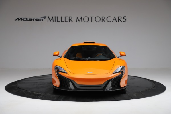 Used 2015 McLaren 650S LeMans for sale $269,990 at Bugatti of Greenwich in Greenwich CT 06830 11