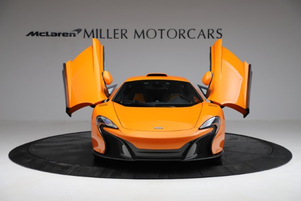 Used 2015 McLaren 650S LeMans for sale $269,990 at Bugatti of Greenwich in Greenwich CT 06830 12