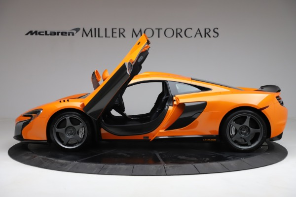 Used 2015 McLaren 650S LeMans for sale $269,990 at Bugatti of Greenwich in Greenwich CT 06830 14