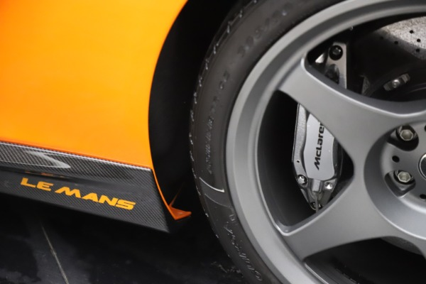Used 2015 McLaren 650S LeMans for sale $269,990 at Bugatti of Greenwich in Greenwich CT 06830 16