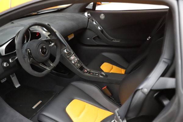 Used 2015 McLaren 650S LeMans for sale $269,990 at Bugatti of Greenwich in Greenwich CT 06830 18