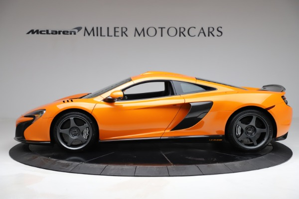 Used 2015 McLaren 650S LeMans for sale $269,990 at Bugatti of Greenwich in Greenwich CT 06830 2