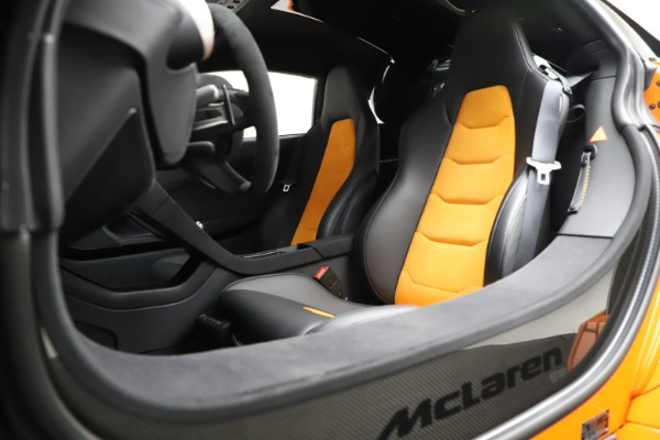 Used 2015 McLaren 650S LeMans for sale $269,990 at Bugatti of Greenwich in Greenwich CT 06830 20