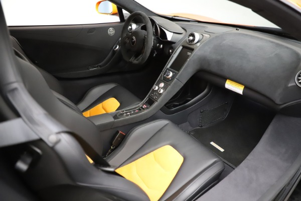 Used 2015 McLaren 650S LeMans for sale $269,990 at Bugatti of Greenwich in Greenwich CT 06830 21