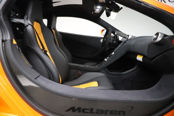 Used 2015 McLaren 650S LeMans for sale $269,990 at Bugatti of Greenwich in Greenwich CT 06830 22