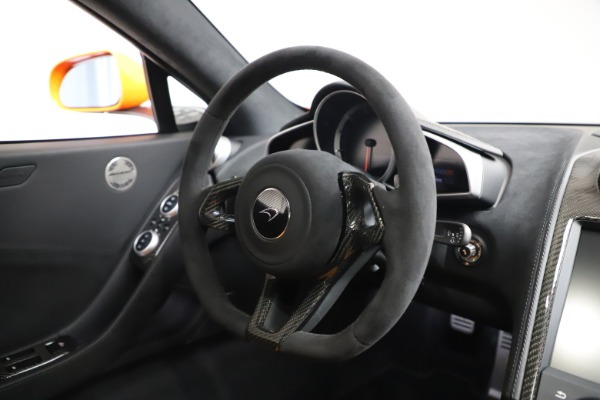 Used 2015 McLaren 650S LeMans for sale $269,990 at Bugatti of Greenwich in Greenwich CT 06830 24