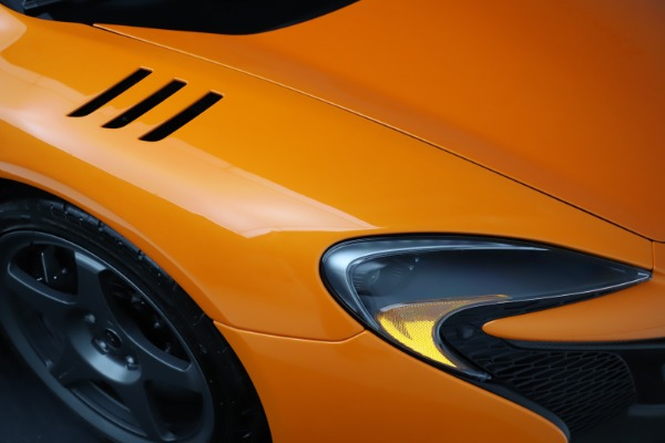 Used 2015 McLaren 650S LeMans for sale $269,990 at Bugatti of Greenwich in Greenwich CT 06830 26