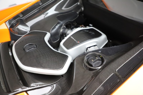 Used 2015 McLaren 650S LeMans for sale $269,990 at Bugatti of Greenwich in Greenwich CT 06830 28
