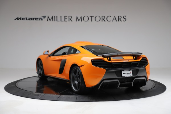 Used 2015 McLaren 650S LeMans for sale $269,990 at Bugatti of Greenwich in Greenwich CT 06830 4