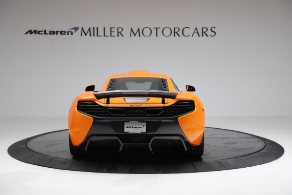 Used 2015 McLaren 650S LeMans for sale $269,990 at Bugatti of Greenwich in Greenwich CT 06830 5
