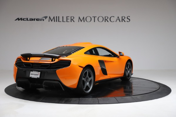 Used 2015 McLaren 650S LeMans for sale $269,990 at Bugatti of Greenwich in Greenwich CT 06830 6