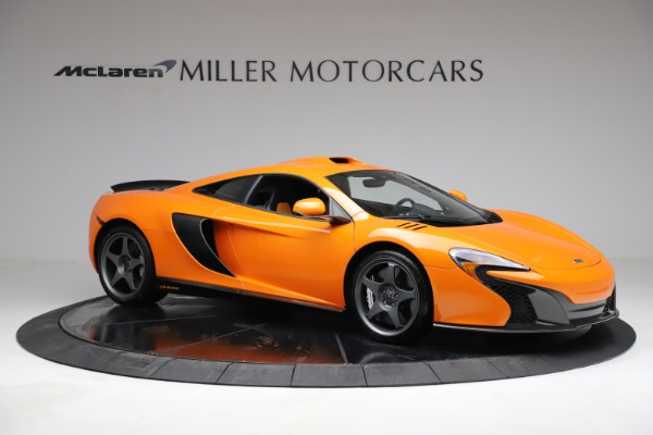 Used 2015 McLaren 650S LeMans for sale $269,990 at Bugatti of Greenwich in Greenwich CT 06830 9