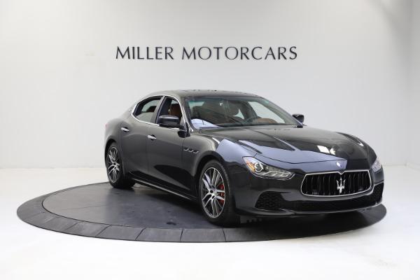 Used 2014 Maserati Ghibli S Q4 for sale $29,900 at Bugatti of Greenwich in Greenwich CT 06830 12