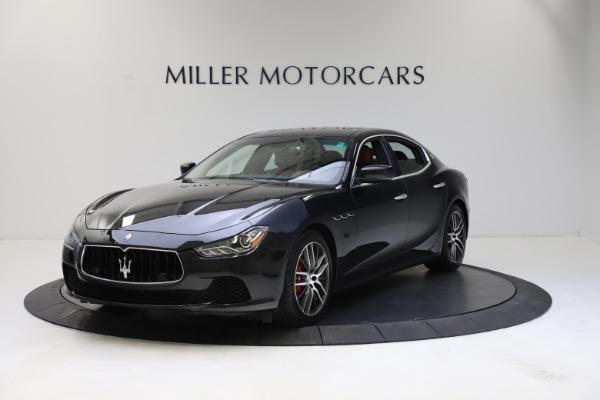Used 2014 Maserati Ghibli S Q4 for sale $29,900 at Bugatti of Greenwich in Greenwich CT 06830 2