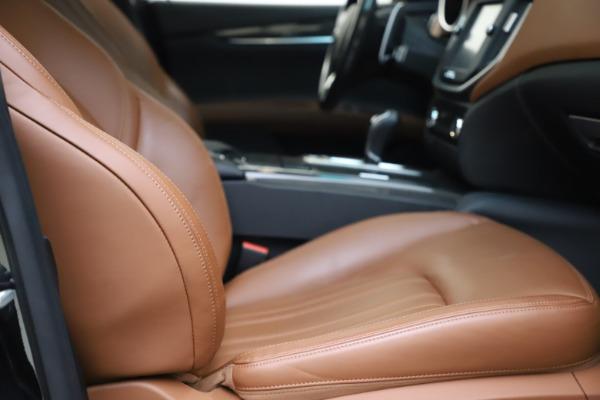 Used 2014 Maserati Ghibli S Q4 for sale $29,900 at Bugatti of Greenwich in Greenwich CT 06830 21