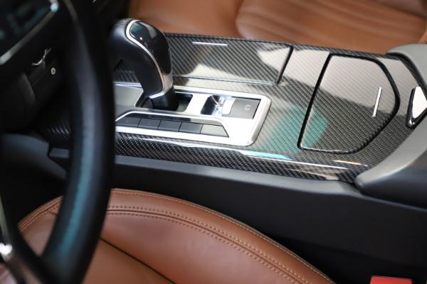 Used 2014 Maserati Ghibli S Q4 for sale $29,900 at Bugatti of Greenwich in Greenwich CT 06830 22