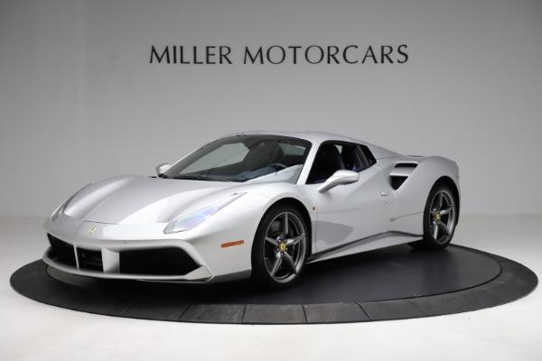 Used 2017 Ferrari 488 Spider for sale $284,900 at Bugatti of Greenwich in Greenwich CT 06830 11